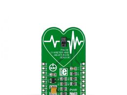 Mikroe Heart rate click - Monitoring and Pulse Oximetry Sensor Module