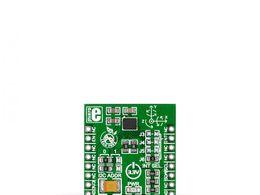 Mikroe 9DOF click - LSM9DS1 with 3D Accelerometer, 3D Gyroscope and 3D Magnetometer