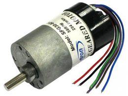 12V, 16.7RPM 270:1 Gear Motor w / Encoder