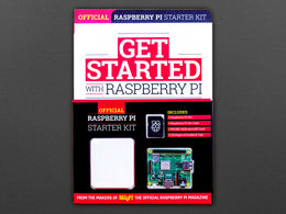 Getting Started with Raspberry Pi 3 Model A+ (Kit Included)
