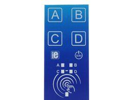 Mikroe TouchKey 2 click