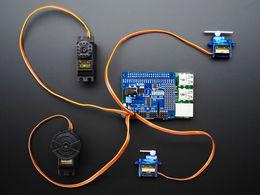 Adafruit 16-Channel PWM /Servo HAT for Raspberry Pi