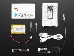 Electron Cellular IoT Kit - 3G Eur/Afr/Asia