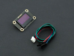DFRobot Gravity I2C OLED-2864 Display