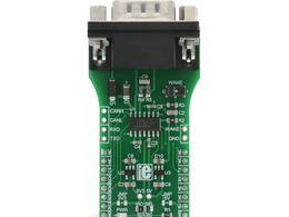 Mikroe ATA6570 click - High-Speed CAN Transceiver w/ DE-9 Connector