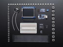 Pocket PiGRRL Pack Build your own Pi Game Emulator! - CASE + PI NOT INCLUDED