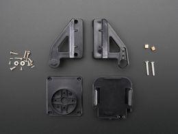 Mini Pan-Tilt Kit w/o Micro Servos