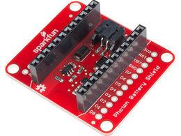 SparkFun Photon Battery Shield