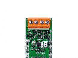 Mikroe DC MOTOR 5 click - DRV8701 Brushed H-Bridge Driver