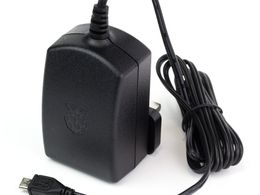 Raspberry Pi Universal micro USB Power Supply (5.1V 2.5A)