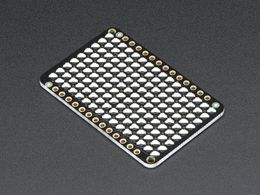 LED Charlieplexed Matrix - 9x16 LEDs - Green