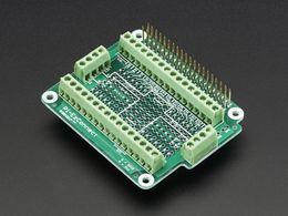Pi-EzConnect Terminal Block Breakout HAT
