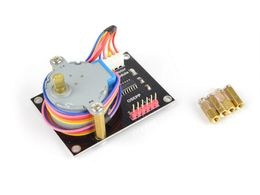 Stepper Motor and Driver Module