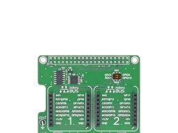 Mikroe Pi 3 click shield - Click HAT for Raspberry Pi 3