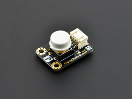 DFRobot Gravity:Digital Push Button (White)