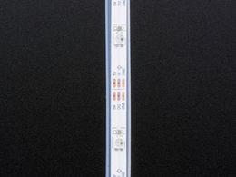 Adafruit Mini Skinny NeoPixel Digital RGB LED Strip - 30 LED/m - WHITE
