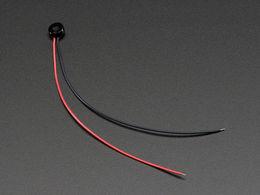 Electret Miniature Microphone w/ Wire