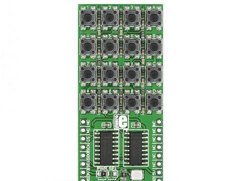 Mikroe 4x4 Key click