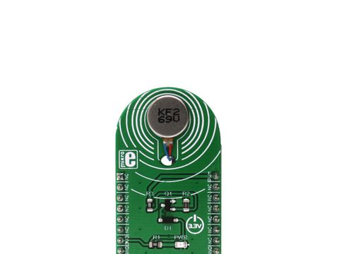 Mikroe Vibro Motor click - Vibrating Motor Module (ERM)