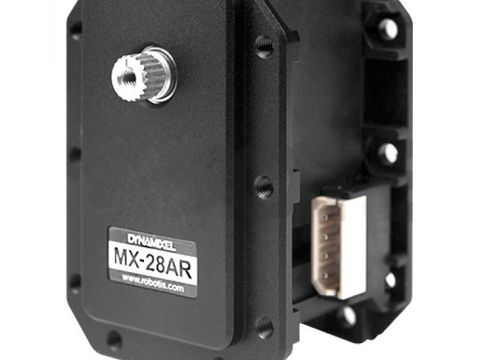 Dynamixel MX-28AR Smart Serial Servo (RS-485)