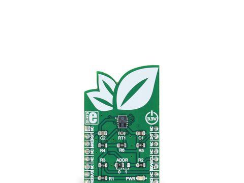 Mikroe Air quality 3 click - Digital CO2 / TVOC Gas Sensor w/ I2C - CCS811