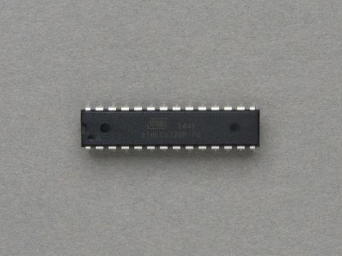 ATmega328 Microcontroller Chip - DIP