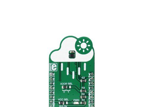Mikroe Temp-Log 2 click -  TMP116 High-Accuracy (±0.2°C) Low-power Digital Temperature Sensor