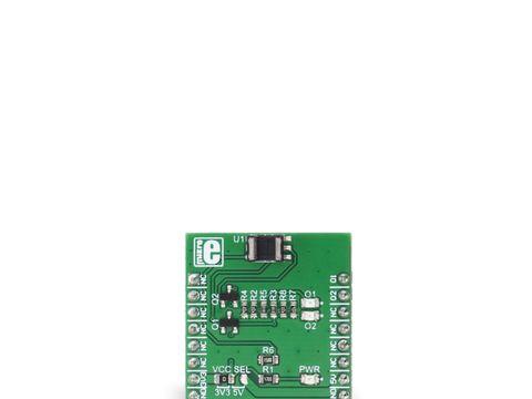 Mikroe Opto Encoder Click - Linear Incremental Optical Sensor / Encoder - TCUT1600X01