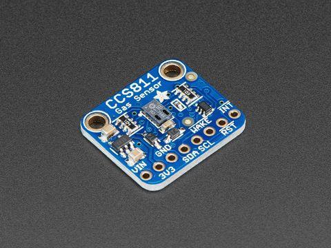 Adafruit CCS811 Air Quality Sensor Breakout - VOC and eCO2