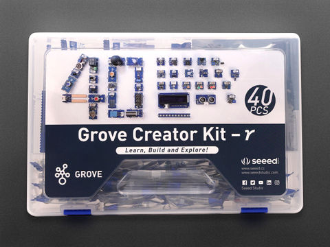 Grove Creator Kit Gamma - 40 Modules Kit