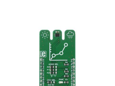 Mikroe Temp-Log click - Digital Temperature (-55°C to +125°C ±0.5°C) Sensor w/ I2C - AT30TSE758A