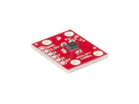 ±200g Triple Axis Accelerometer Breakout Board (ADXL377)