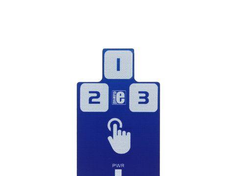 Mikroe Touch Key 4 Click - Capacitive Sensor - CAP1293