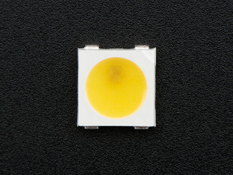 NeoPixel Warm White SMT LED w/ Integrated Driver Chip