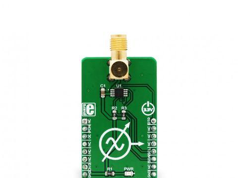 Mikroe Clock Gen 2 click - Spread-Spectrum EconOscillator Module - DS1087LU-266