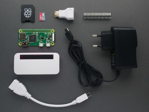 Raspberry Pi zero - Starter Kit