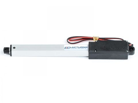 L16 Linear Actuator, 100mm, 35:1, 12V w/ Potentiometer feedback