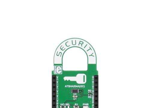 Mikroe Secure 3 click - ATSHA204A CryptoAuthentication™ with Key Storage