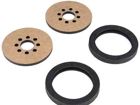 "Precision Disc Wheel - 2"" (Black, 2 Pack)"