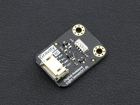 DFRobot Gravity: I2C VEML7700 Ambient Light Sensor (0~120Klx)