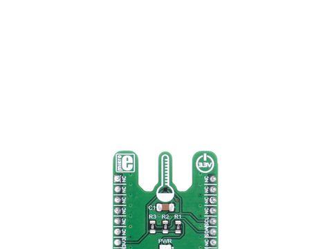 Mikroe Thermo 6 click - MAX31875 Temperature Sensor w/ I2C