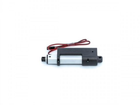 P16 Linear Actuator, 50mm, 256:1, 12V w/ Limit Switches