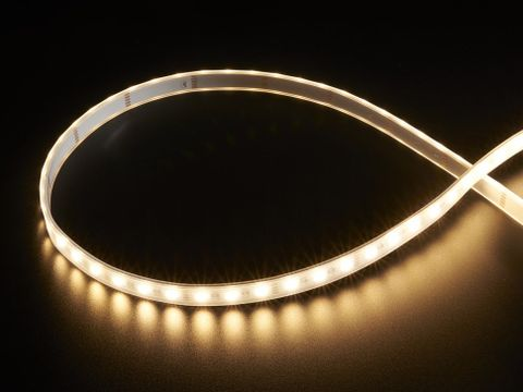 Analog RGBW LED Strip - RGB plus Warm White - 60 LED/m - 3000K