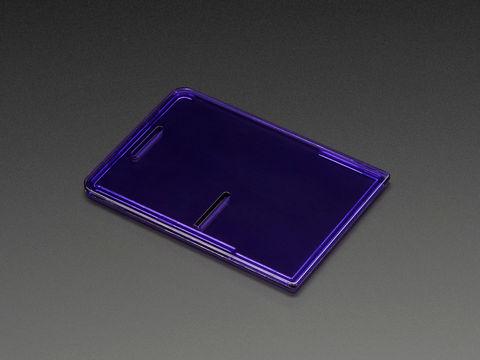 Raspberry Pi Model B+ / Pi 2 / Pi 3 Case Lid - Purple