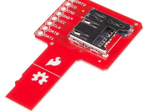 SparkFun microSD Sniffer