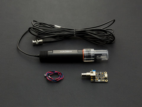 Gravity: Analog pH Sensor / Meter Pro Kit For Arduino