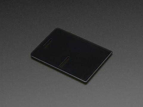 Raspberry Pi Model B+ / Pi 2 / Pi 3 Case Lid - Smoke Gray
