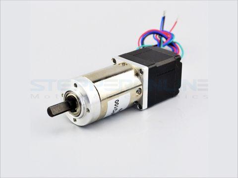 100:1 Planetary GearBox Nema 11 stepper motor 11HS12-0674D1-PG100