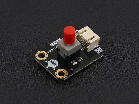 DFRobot Gravity:Digital Self-Locking Switch