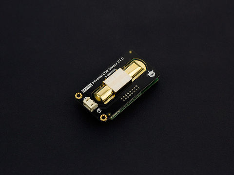 DFRobot Gravity: Analog Infrared CO2 Sensor For Arduino (0~5000 ppm)